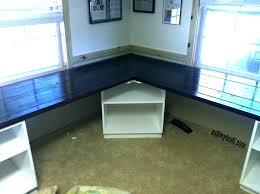 diy u shaped desk. Modren Desk L  On Diy U Shaped Desk D