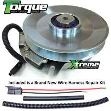 xtreme outdoor power equipment 0507 wa 5218327 whrk xtreme pto xtreme outdoor power equipment 0507 wa 5218327 whrk xtreme pto clutch replaces warner 5218 327 pto clutch w wire harness repair kit