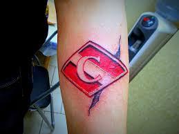 логотип спартака фото татуировок