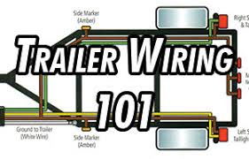 trailerwiring jpg there are a wide variety of trailer connectors they can include anywhere from 2 to 7 wires the type you use will be determined by the needs of your