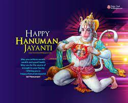 Happy Hanuman Jayanti HD Wallpaper ...