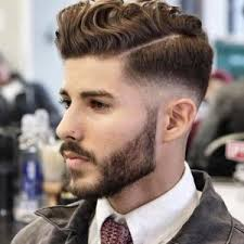 top 50 mens short hairstyles wave pomp fade