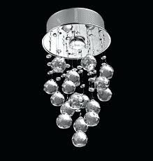 small crystal pendant light small 1 light mini crystal chandelier small hanging crystal light crystal mini