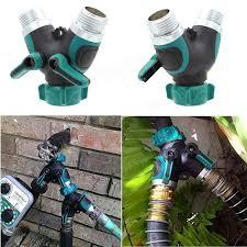 garden hose splitter. 2 Way Garden Hose Splitter T