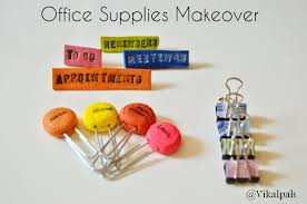Diy office supplies Office Warfare Vikalpah Vikalpah Take Your Office Supplies To Next Level Using This Diy