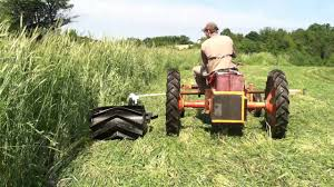 G Electric Electric Allis Chalmers G With Roller Crimper Youtube