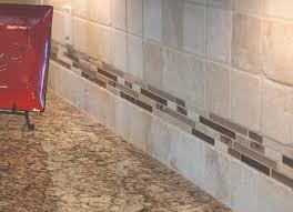 Listellos And Decorative Tile Kitchen Backsplash Listello spurinteractive 38
