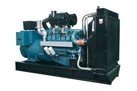 Korea Original Doosan Generator For Sale