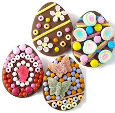 easter eggs decoration kit