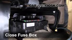 interior fuse box location gmc savana gmc interior fuse box location 1996 2014 gmc savana 2500 2006 gmc savana 2500 4 8l v8 standard cargo van 3 door