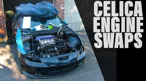 Ep. 113 - What Engines Can You Swap Into A Celica? - YouTube