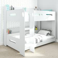 bunk bed with stairs plans. Bunk Bed Ladder Sky White Can Be Fitted Either Side Stairs With Plans L