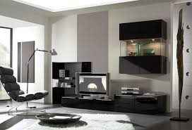 Modern Black And White Living Room Room Decors Coastal Living Interior Room Decors In Brown And Grey
