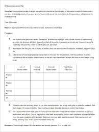 Lesson Plan Outline Templates - 11+ Free Sample, Example, Format ...