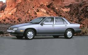 1996 Chevrolet Corsica - Information and photos - ZombieDrive