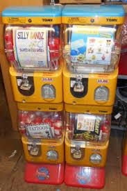 Tomy Gacha Vending Machine Enchanting TOMY GACHA CAPSULE MACHINE System48 HEAD VEND UNITNO ELECTRICITY