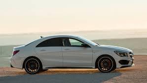 Seat Time: 2014 Mercedes-Benz CLA 45 AMG – John's Journal on Autoline