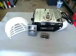 replacing craftsman garage door opener remote replacement 315 rem