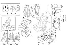 Seats upholstery and accessories