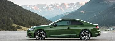lighter and faster 2017 AUDI RS5 coupé test drive