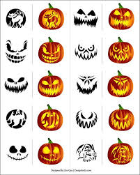 pumpkin carving patterns free free scary pumpkin carving patterns stencils 2014 pumpkin