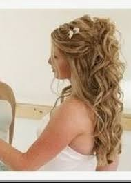 Coiffure Mariée Détachée Beau Coiffure Mariage Cheveux Longs