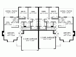 ranch style house floor plans free home decor