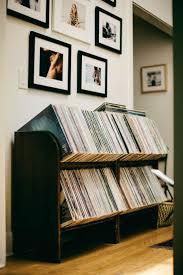 meet james kicinski mccoy of bleubird and mother mag vinyl record holder vinyl recordsvinyl record storage boxdiy