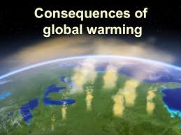 global warming ppt consequences of global warming