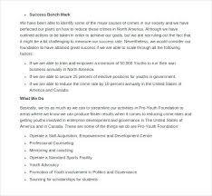 Sample Budget For Non Profit Organization Fundraising Proposal For Non Profit Organization Sample