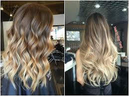 Hairstyle Dark To Light 64 Stylish Dark And Light Blonde Balayage Looks