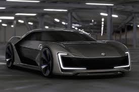 vw sport car concept