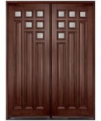 modern double door designs. Contemporary Designs Contemporary Series Mahogany Solid Wood Front Entry Door  Double DB975  DD Inside Modern Designs E