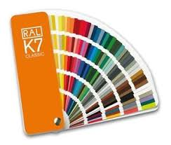 Ral K7 Colour Chart Details About Ral K7 Classic Colour Chart Brand New Fan Style Guide Latest Version