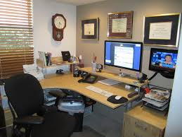 home office computer furniture. Beautiful Home Corner Desk Home Office Amazon With Stylish Corner Home Office Computer Desk  Finished Brown And Black Design And Furniture
