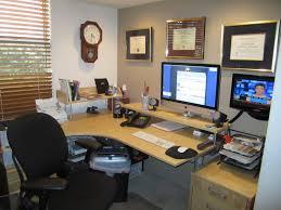 large corner computer desks for home with modern curved corner desk nice drawers design