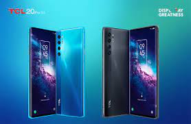They also offer a standard 18 w charging speed. Tcl 20 Pro 5g 20l 20l And Fold N Roll Concept Phone Unveiled