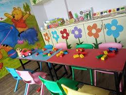 playgroup classroom delphiniums