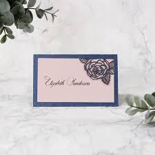 place cards cartalia Laser Cut Wedding Place Cards romantic roses laser cut wedding place card black laser cut wedding place cards