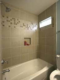 tub surround tiling simple tile shelves best ideas bathroom s