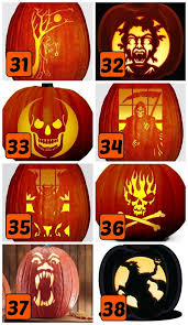 Pumpkin Carving Pattern Inspiration 48 FREE Pumpkin Carving Patterns From The Dating Divas