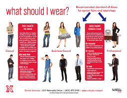 career fair tips career services university of nebraska lincoln whattowear