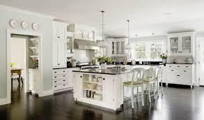 Black Kitchen Laminate Flooring Amusing Kitchens With Dark Floors Pictures Decoration Inspiration