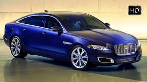 Jaguar Xj Full Size Luxury Sedan Exterior Interior Design