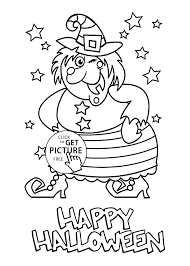 Small Picture Latest Witch Coloring Page Printable For Kids 9067 autosarenanet