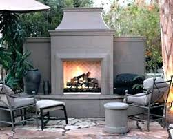 precast concrete outdoor fireplaces prefab outdoor