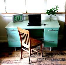 i have an old ugly heavy metal desk instead of sending it