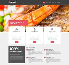 Restaurant Website Templates Best 48 Drupal Restaurant Themes Templates Free Premium Templates