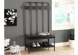Entrance Bench And Coat Rack Hallway Coat Rack And Bench Foter 66