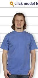 Comfort Colors Unisex Size Chart Customink Com Sizing Line Up For Comfort Colors 100 Cotton